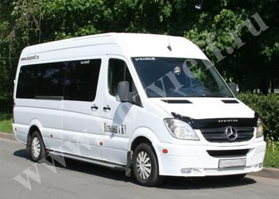 Заказ микроавтобусов Мерседес Спринтер 315