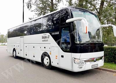 Заказ автобусов Ютонг на 53 места